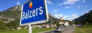 Balzers Gemeindeschild